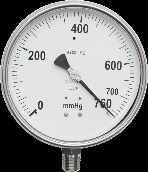 absolute pressure gauge