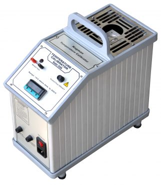 Low temperature dry block calibrator