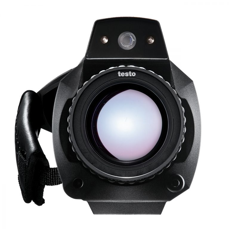 Testo 890 Thermal Imaging Camera by pyrosales