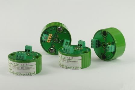 Analogue transmitter