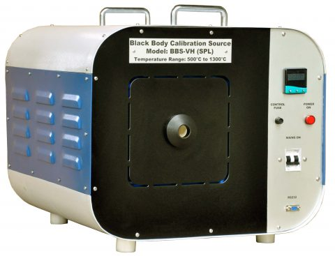 Very High Temperature Black Body Calibrator