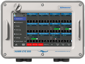 Introducing the Hawk-Eye 800 Data Loggers