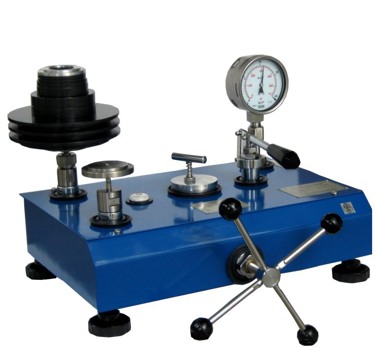 Portable Hydraulic Dead Weight Tester
