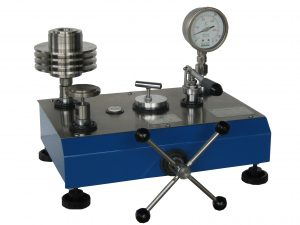 Hydraulic Dead Weight Testers