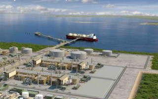 Temperature management in LNG plant – Darwin