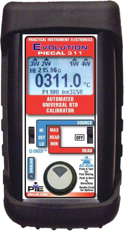 PIE 311 Automated RTD Calibrator