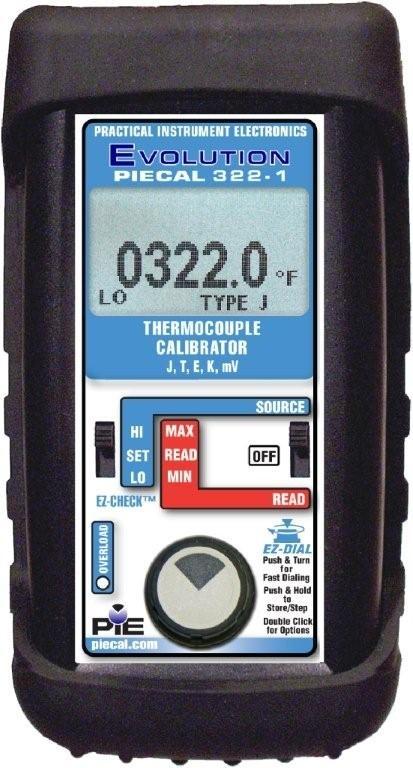 PIE 322 Automated Thermocouple Calibrator
