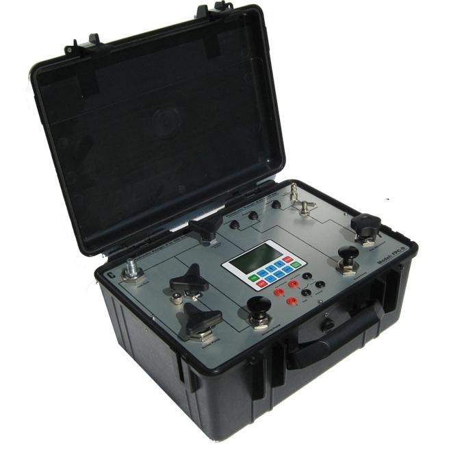 Portable Dual Pressure Calibrator