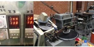 Vinyl record manufacturing in Australia