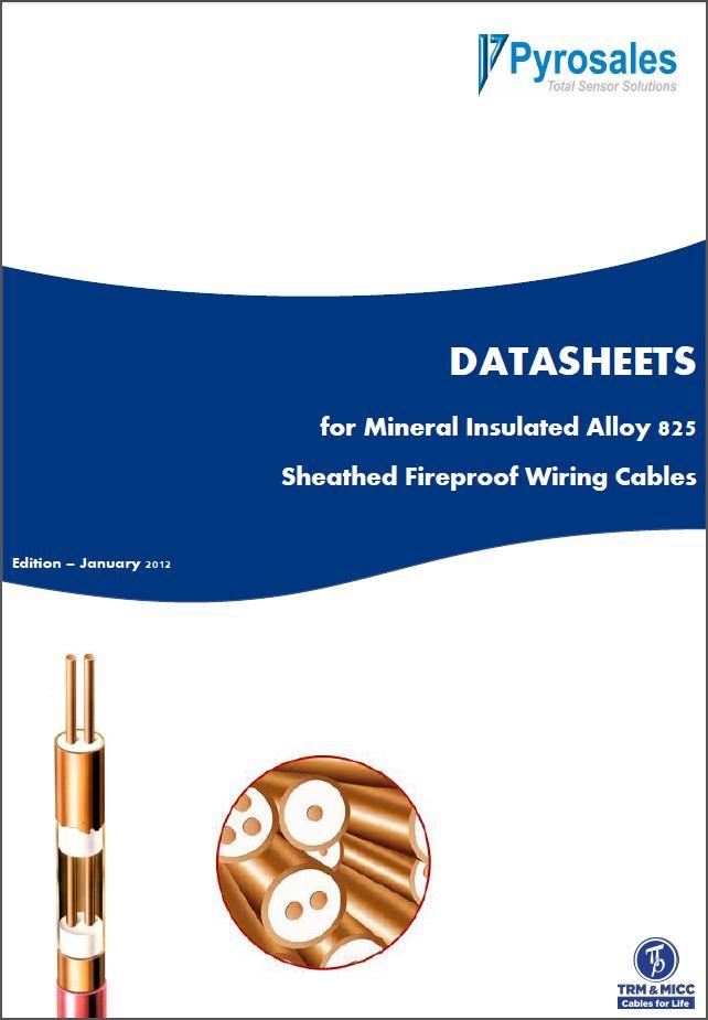 datasheet image on website