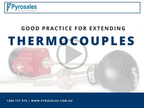 Good Practice for Extending Thermocouples