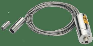 Fibre optic Infrared Pyrometer