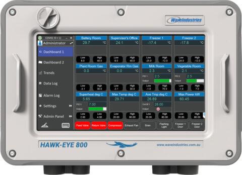 Hawk-Eye 800