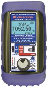 Hand Held Simulators and Calibrators