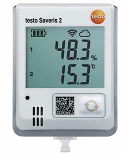Saveris 2 data loggers