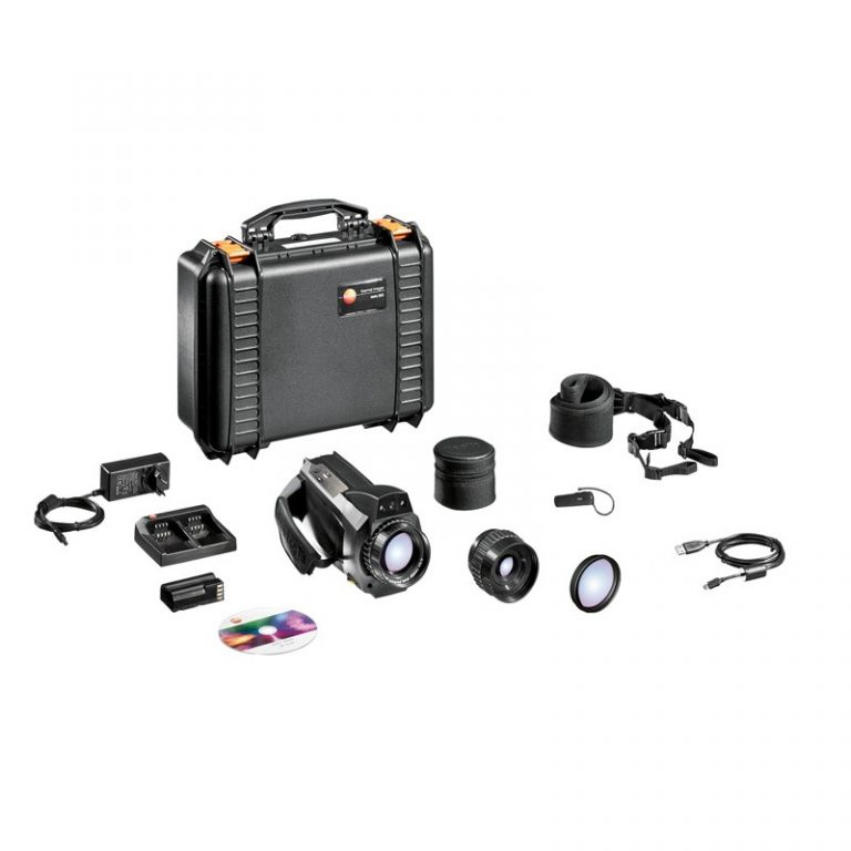 Testo 885 set Thermal Imaging Camera by pyrosales
