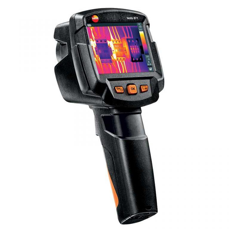 Testo 871 Thermal Imaging Camera by pyrosales