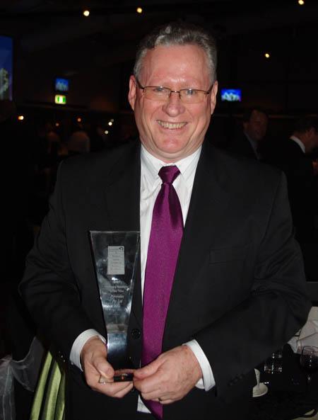 John Shanahan Suncorp Award