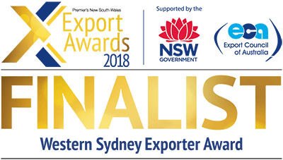 Western Sydney Exporter Award Finalist