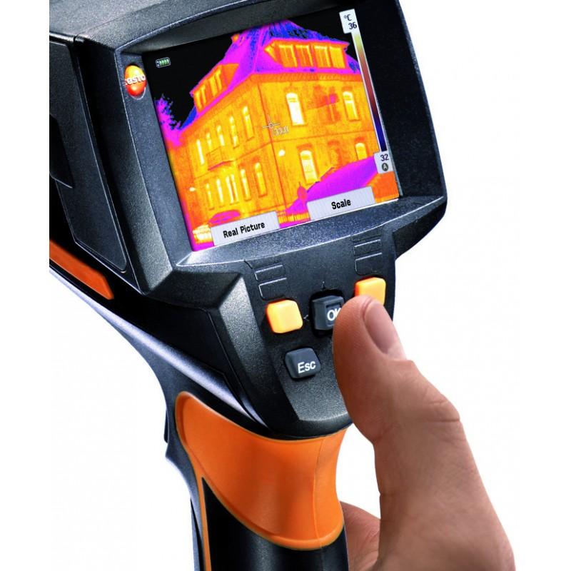 testo 875 1i versatilethermal imager 1