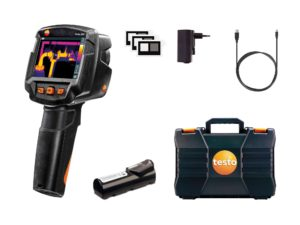 Testo thermal imaging camera 868