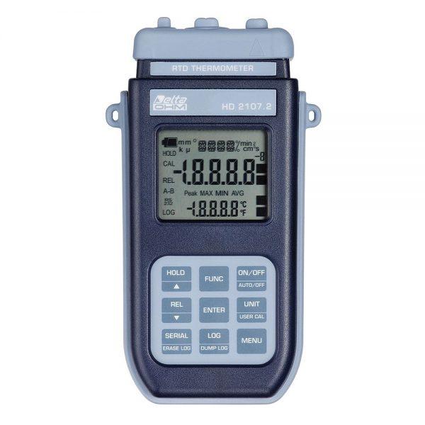 HD2107 2 Centesimal thermometer datalogger 2