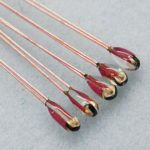 glass thermistor