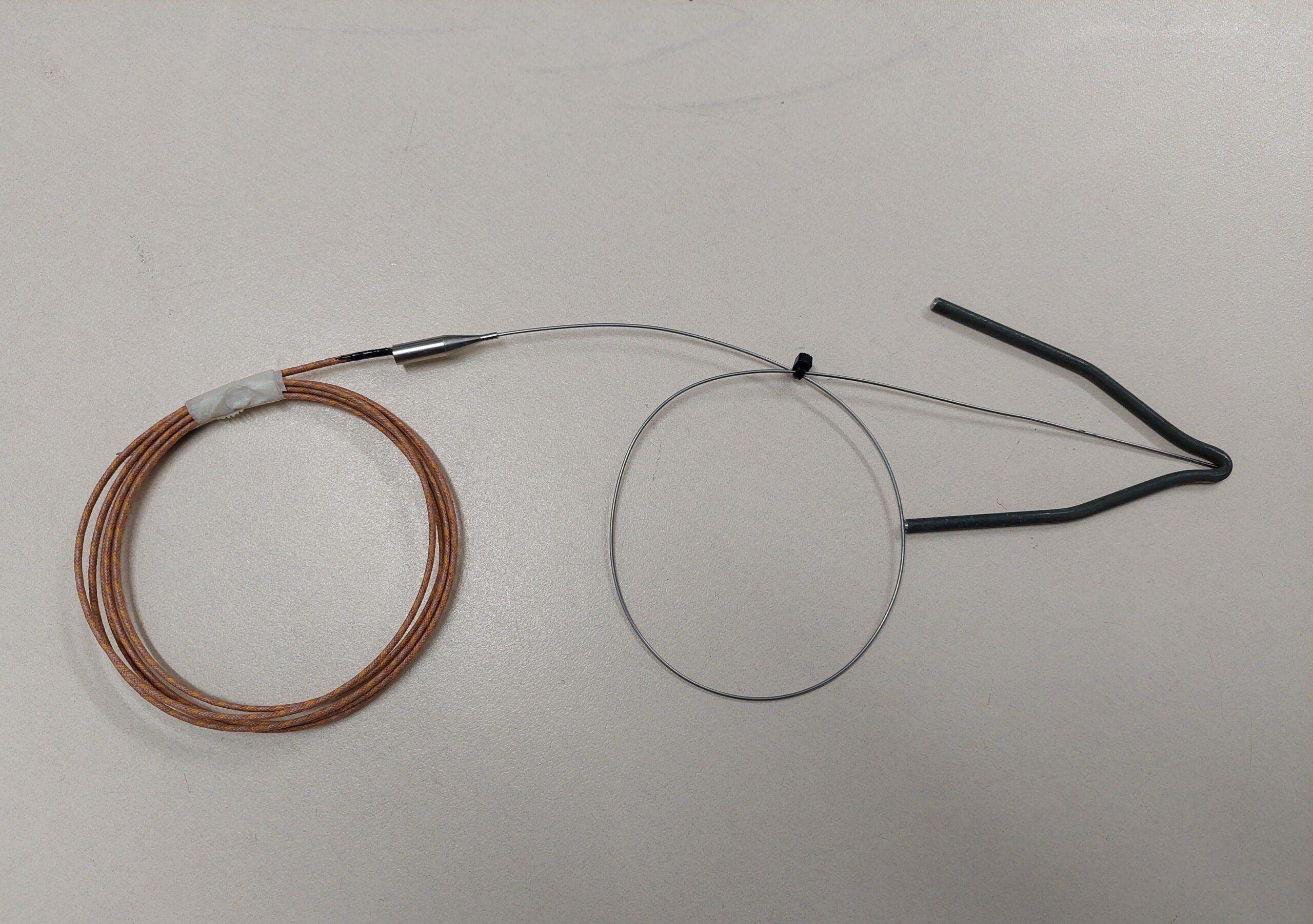 Glow WIre with thermocouple